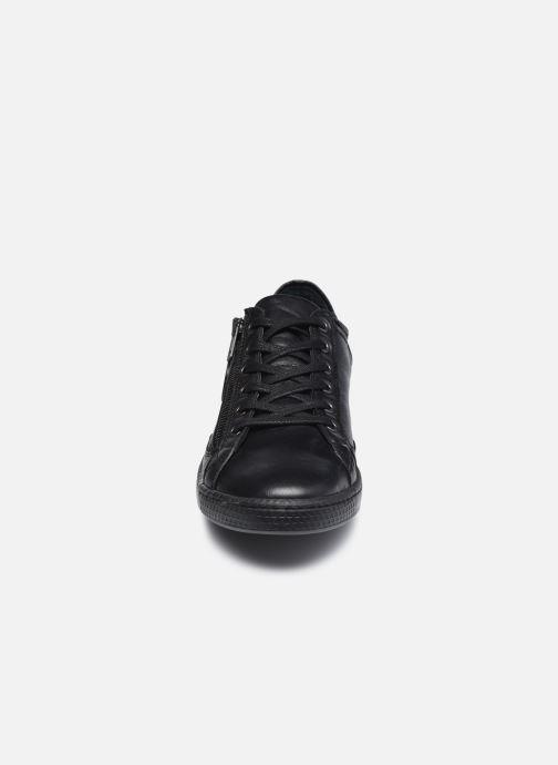 Baskets Pataugas JESTER/N F4D Noir vue portées chaussures