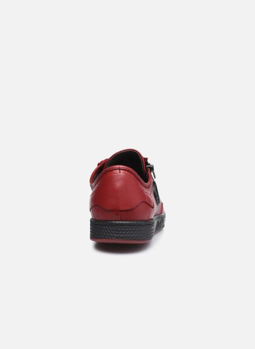 Baskets Pataugas JESTER/N F4D Rouge vue droite