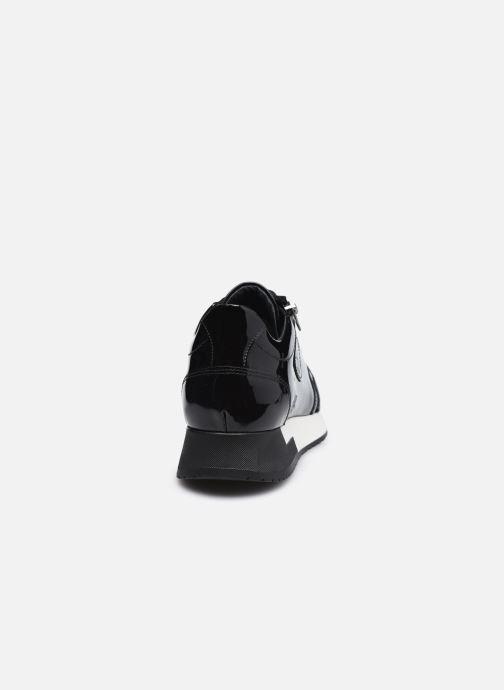 Baskets Pataugas TILIA/V F4F Noir vue droite