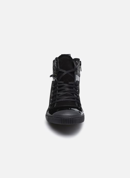 Baskets Pataugas BANJOU/V F4F Noir vue portées chaussures