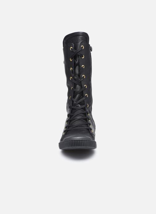 Bottines et boots Pataugas BORIS/MIX F4F Noir vue portées chaussures