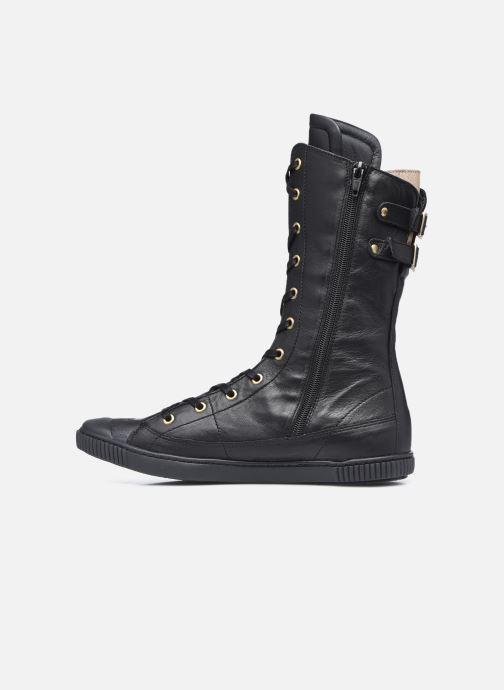 Bottines et boots Pataugas BORIS/MIX F4F Noir vue face
