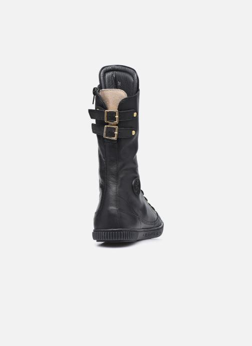Bottines et boots Pataugas BORIS/MIX F4F Noir vue droite