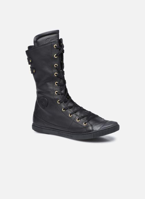 Bottines et boots Pataugas BORIS/MIX F4F Noir vue détail/paire