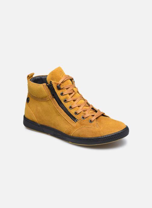 Sneakers Pataugas JULIA/CR F4F Geel detail
