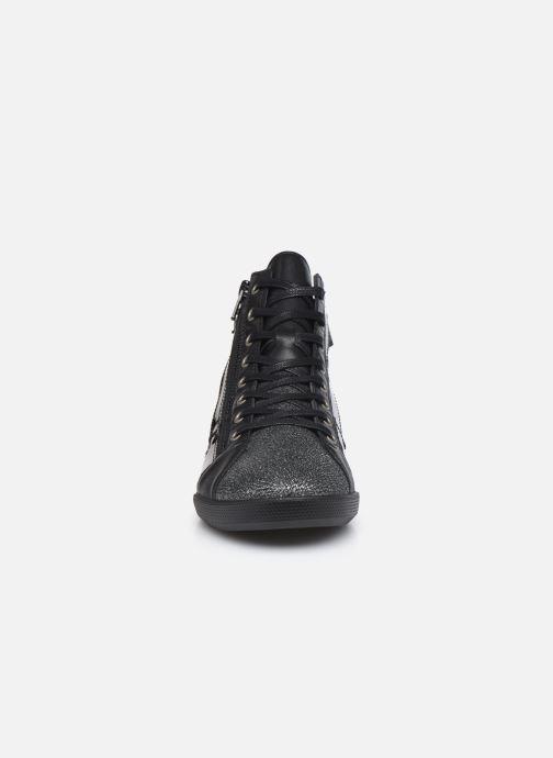 Baskets Pataugas PALME/C F4F Noir vue portées chaussures