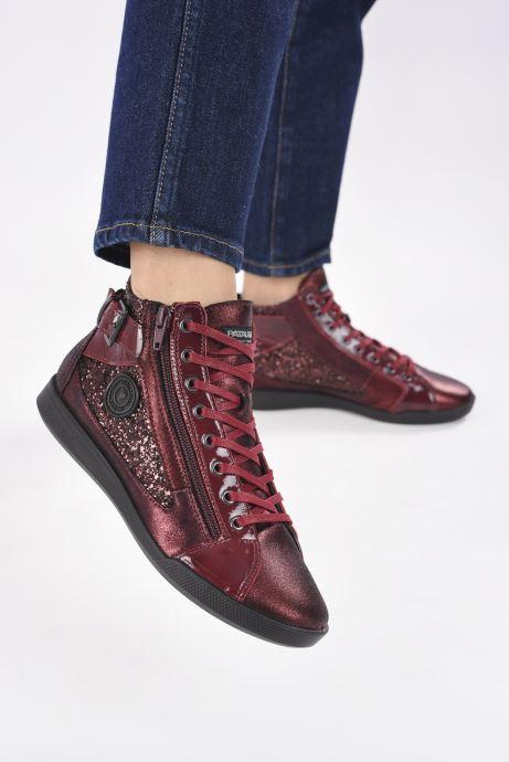Sneakers Pataugas PALME/G F4E Rood onder