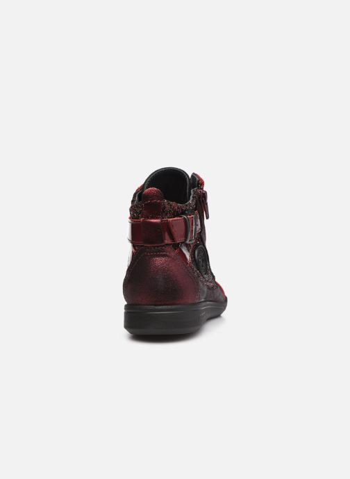 Sneakers Pataugas PALME/G F4E Rood rechts