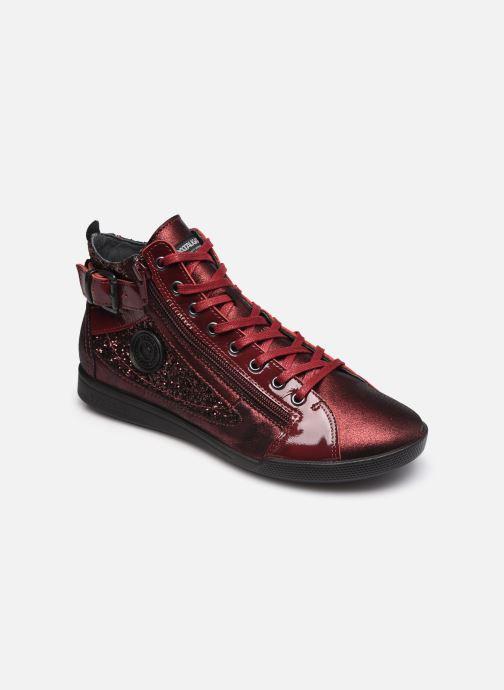 Sneakers Pataugas PALME/G F4E Rood detail