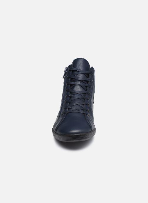 Baskets Pataugas PALME/N F4D Bleu vue portées chaussures