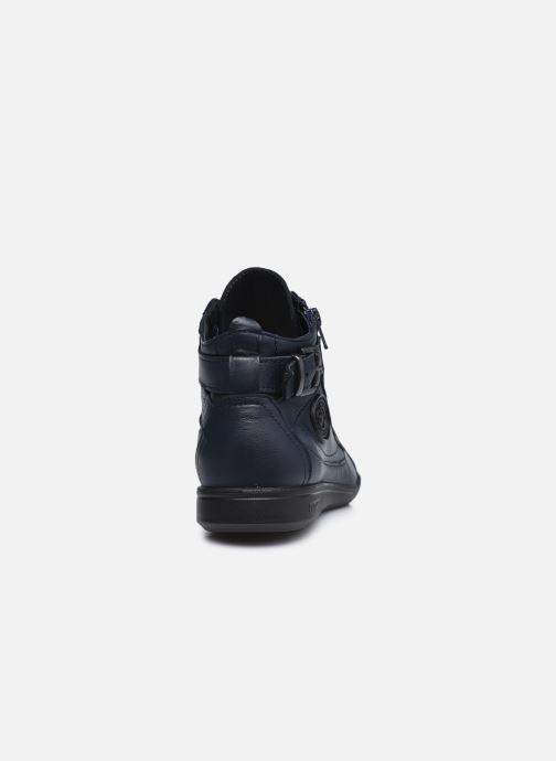 Sneakers Pataugas PALME/N F4D Blauw rechts