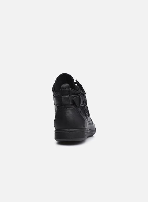 Baskets Pataugas PALME/N F4D Noir vue droite