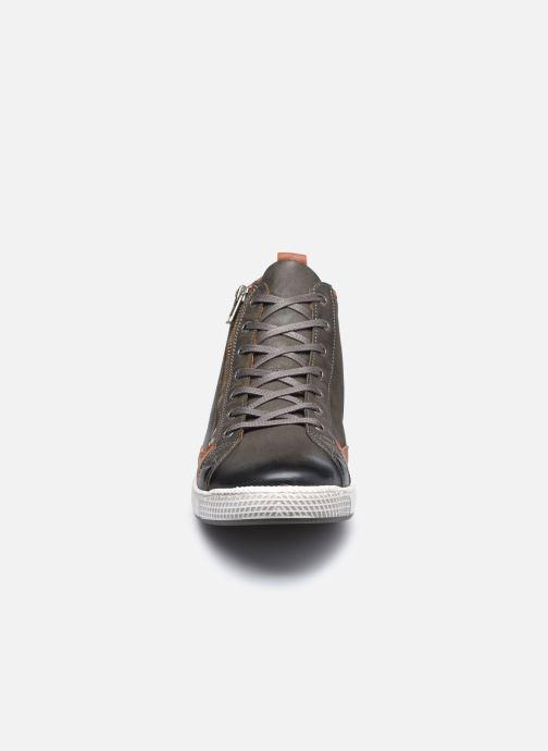 Baskets Pataugas JAYER/MC H4F Gris vue portées chaussures