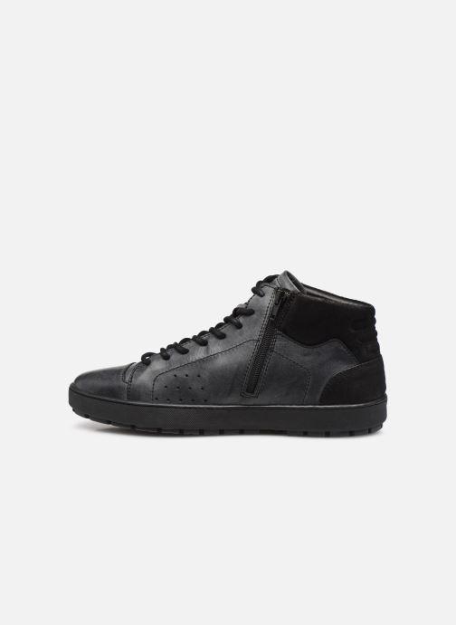 Sneaker Pataugas BRIAC H4F schwarz ansicht von vorne