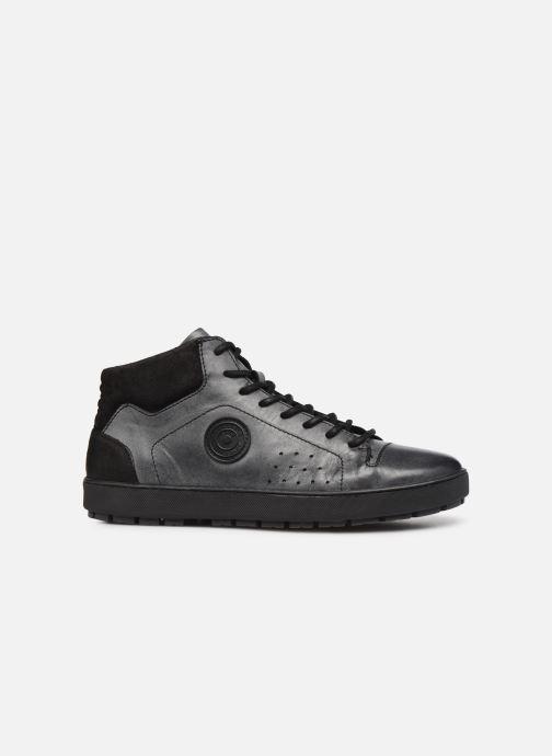 Sneaker Pataugas BRIAC H4F schwarz ansicht von hinten