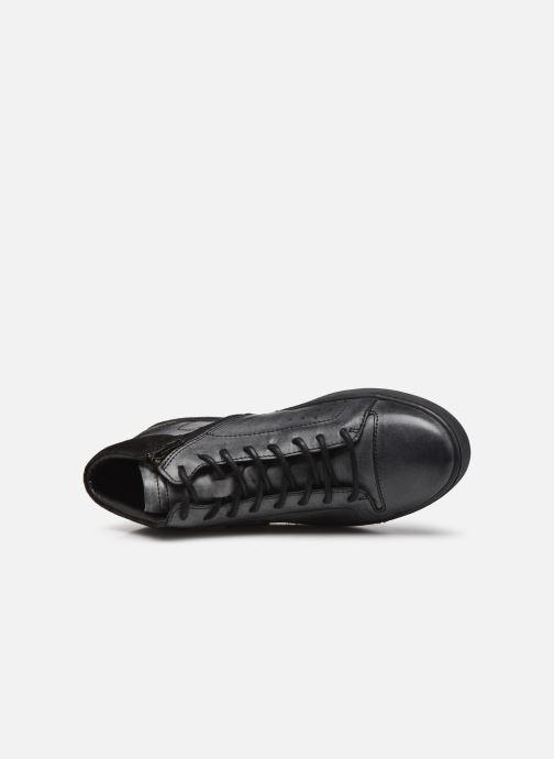 Sneaker Pataugas BRIAC H4F schwarz ansicht von links