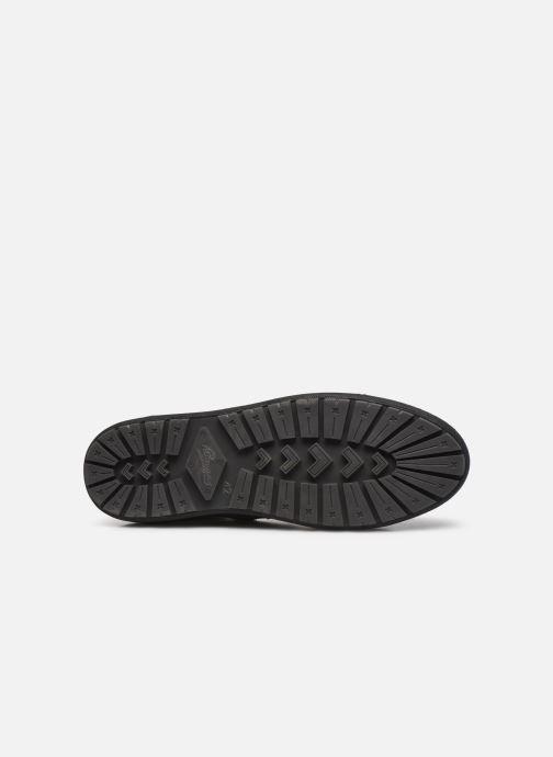 Sneaker Pataugas BRIAC H4F schwarz ansicht von oben