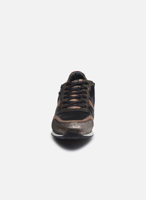 Baskets Pataugas IDOL/N F4E Noir vue portées chaussures