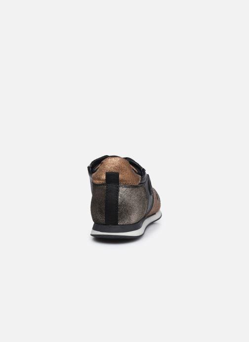 Baskets Pataugas IDOL/N F4E Noir vue droite