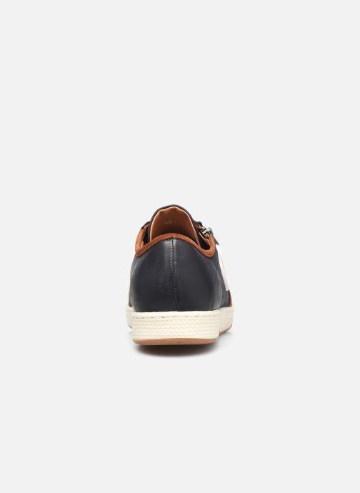 Sneaker Pataugas JAY/MC H4F blau ansicht von rechts