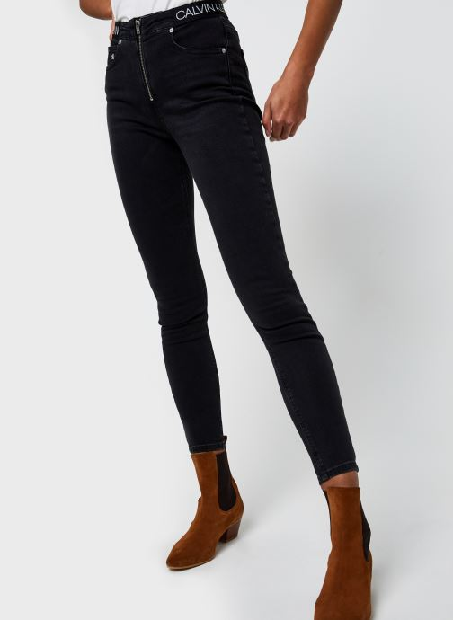 Jean skinny - High Rise Super Skinny Ankle