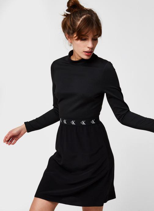 Vêtements Accessoires Logo Elastic Dress