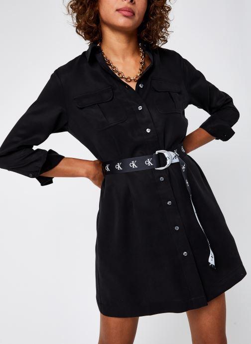 Robe midi - Utility Shirt Dress