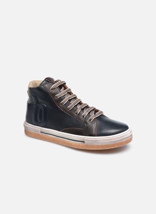 Sneaker Bisgaard Georg blau detaillierte ansicht/modell