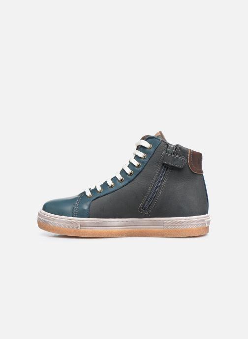 Sneaker Bisgaard Deva blau ansicht von vorne