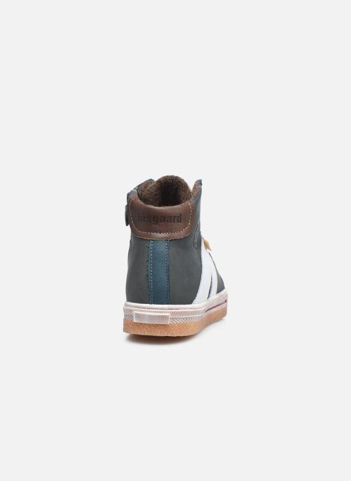 Sneaker Bisgaard Deva blau ansicht von rechts