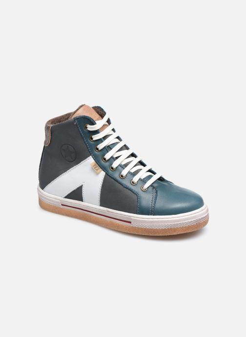Sneakers Bisgaard Deva Blå detaljeret billede af skoene