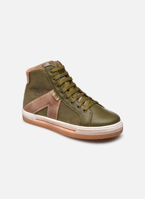 Sneaker Bisgaard Deva grün detaillierte ansicht/modell