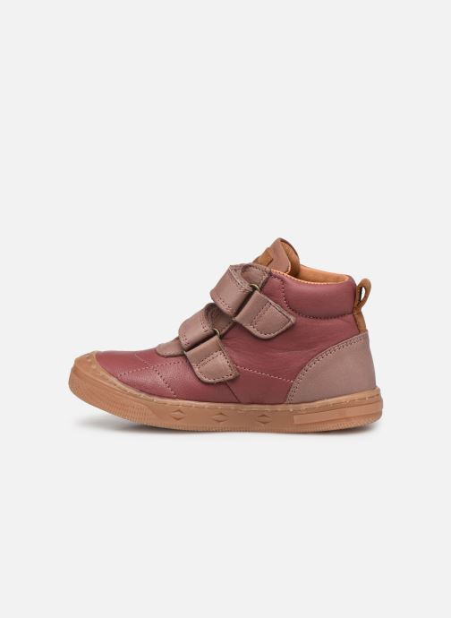 Sneaker Bisgaard Juno rosa ansicht von vorne