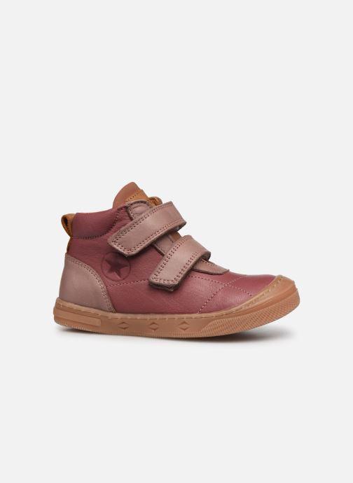Sneaker Bisgaard Juno rosa ansicht von hinten