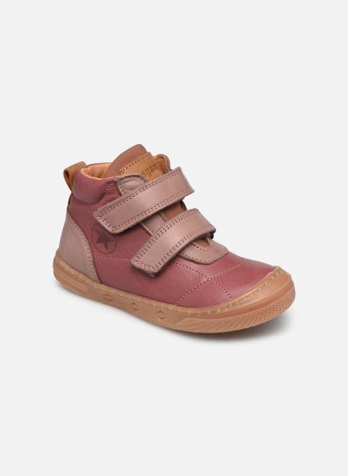 Sneaker Bisgaard Juno rosa detaillierte ansicht/modell
