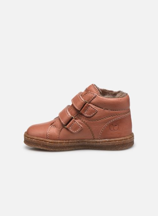 Sneaker Bisgaard Sinus rosa ansicht von vorne