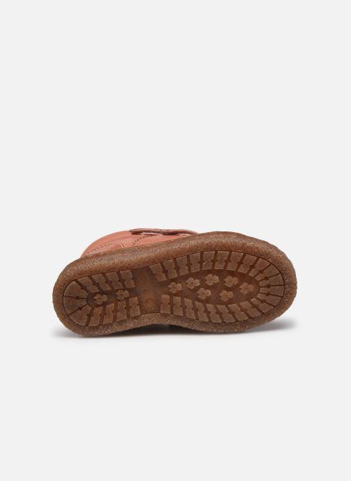 Sneaker Bisgaard Sinus rosa ansicht von oben