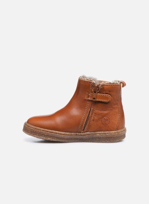 Bottines et boots Bisgaard Tinke Marron vue face
