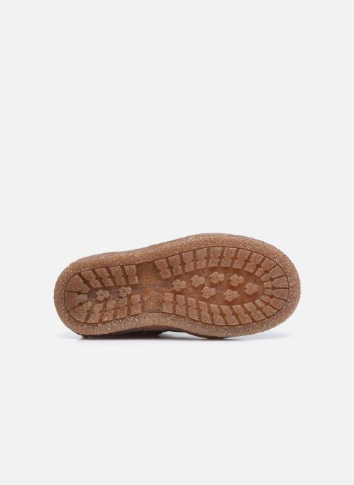 Bottines et boots Bisgaard Tinke Marron vue haut