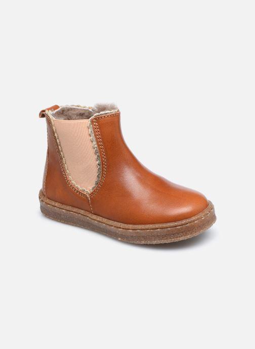 Bottines et boots Bisgaard Tinke Marron vue détail/paire