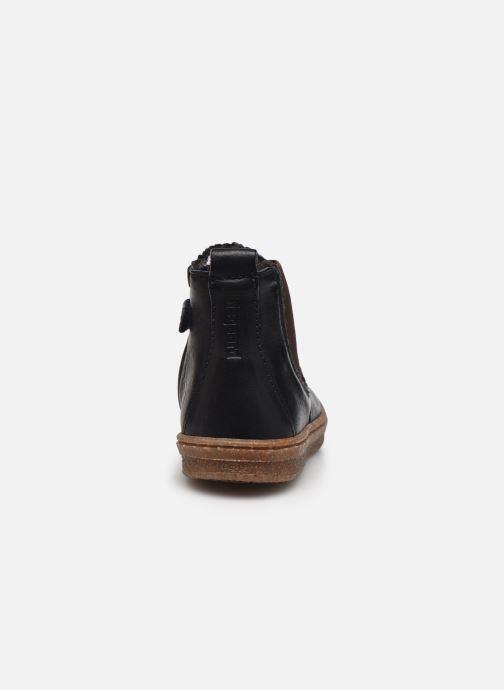 Bottines et boots Bisgaard Tinke Bleu vue droite