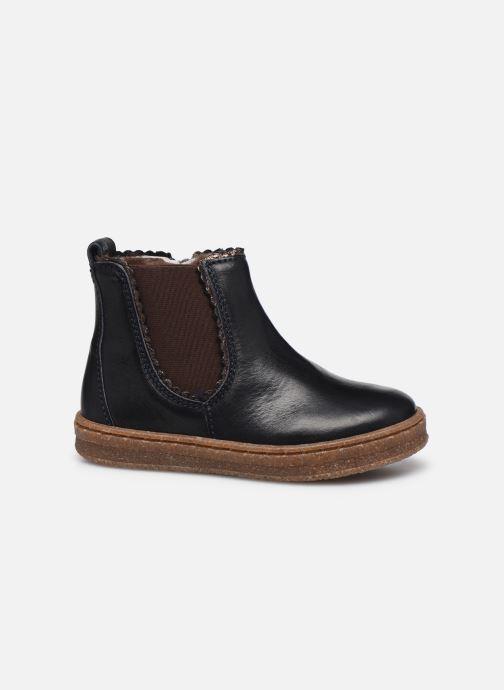 Bottines et boots Bisgaard Tinke Bleu vue derrière
