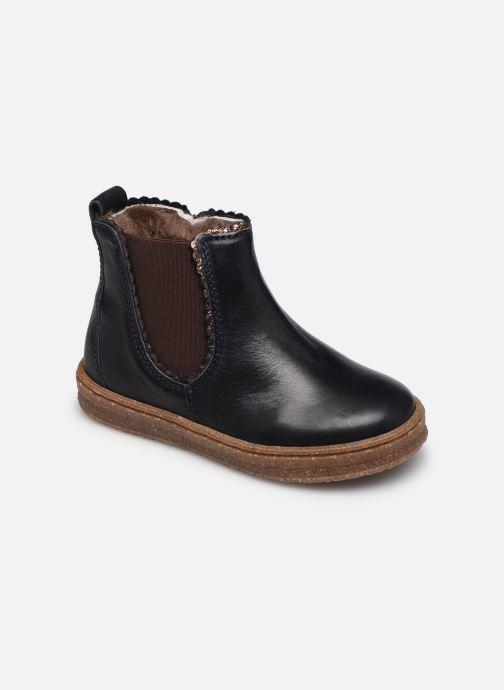 Bottines et boots Bisgaard Tinke Bleu vue détail/paire