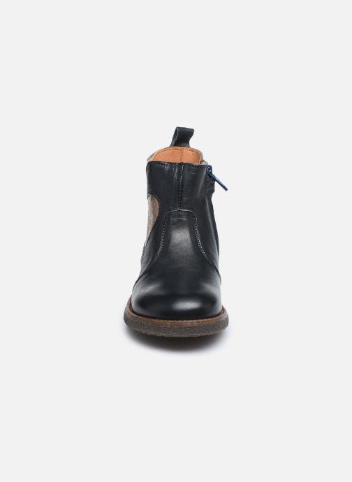 Bottines et boots Bisgaard Maggie Bleu vue portées chaussures