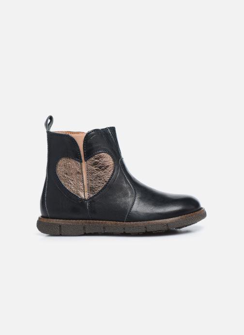 Bottines et boots Bisgaard Maggie Bleu vue derrière