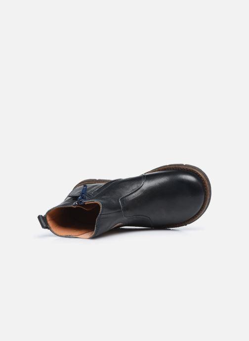Bottines et boots Bisgaard Maggie Bleu vue gauche