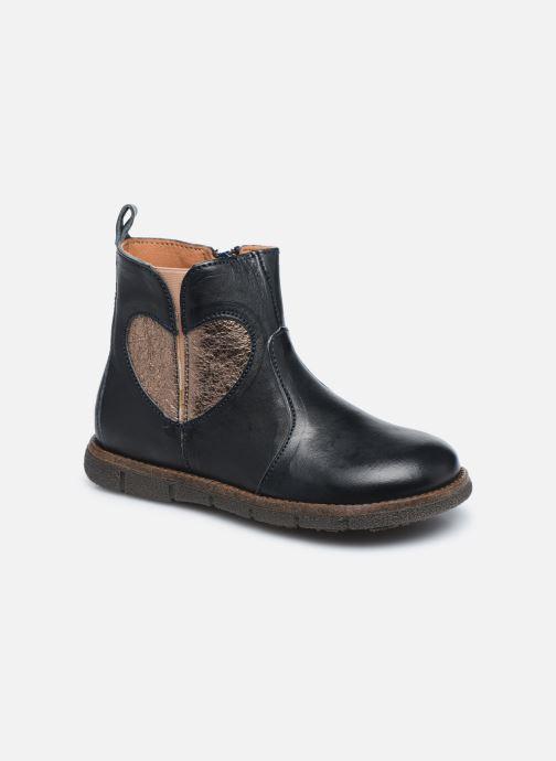 Bottines et boots Bisgaard Maggie Bleu vue détail/paire