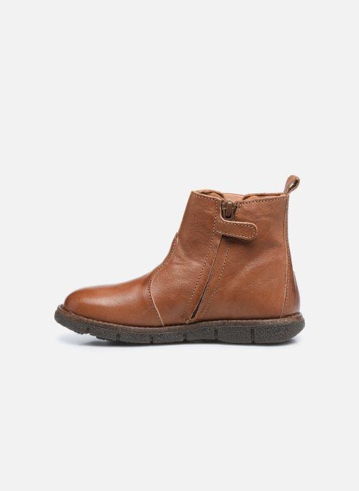 Bottines et boots Bisgaard Maggie Marron vue face