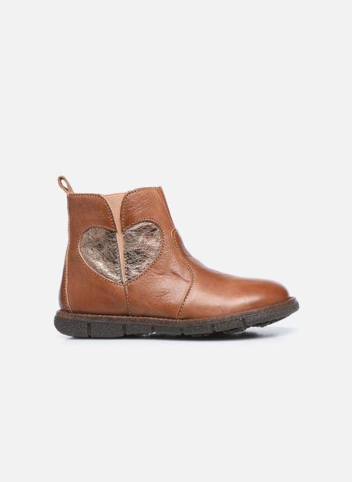 Stiefeletten & Boots Bisgaard Maggie braun ansicht von hinten