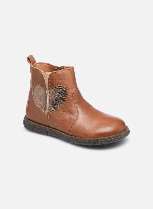 Stiefeletten & Boots Bisgaard Maggie braun detaillierte ansicht/modell